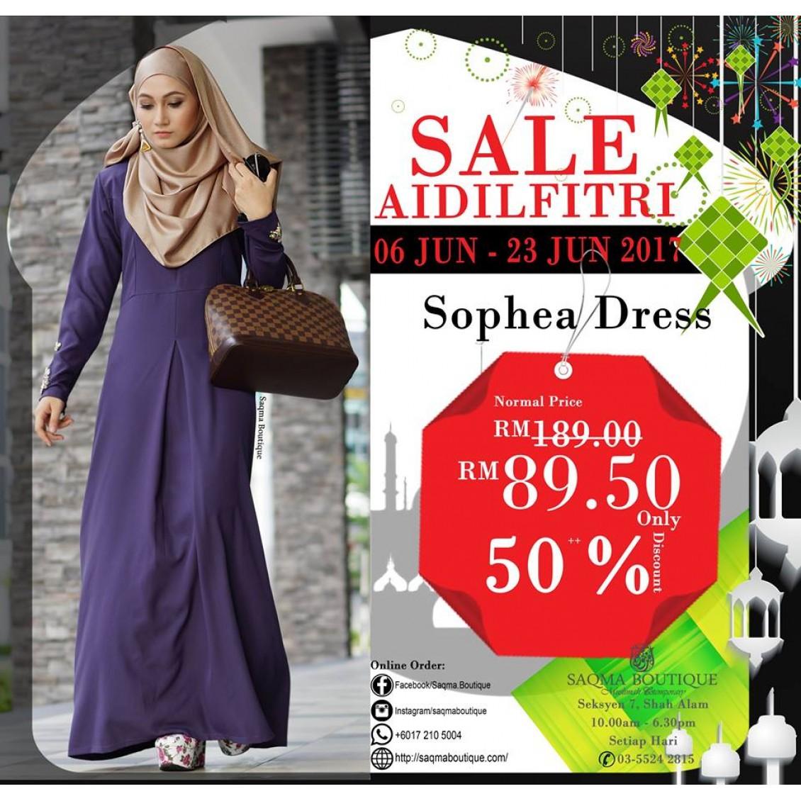 Sophea Dress