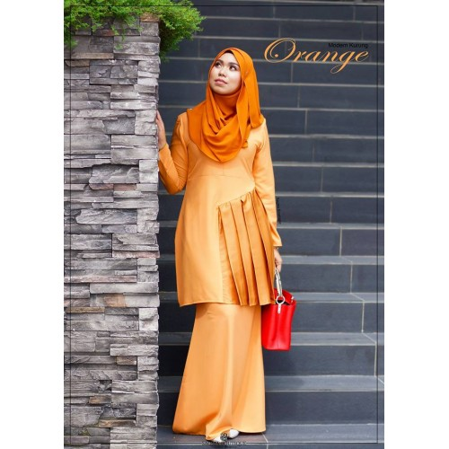 Aster (Orange)