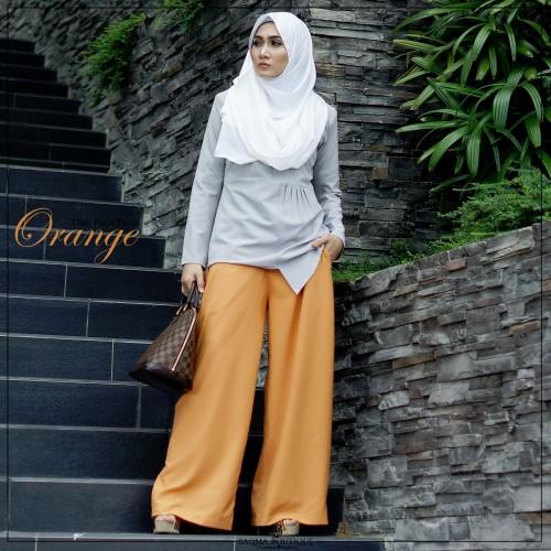 Dian Flare Pant (Orange)