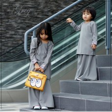 Maryam Kids (Grey)