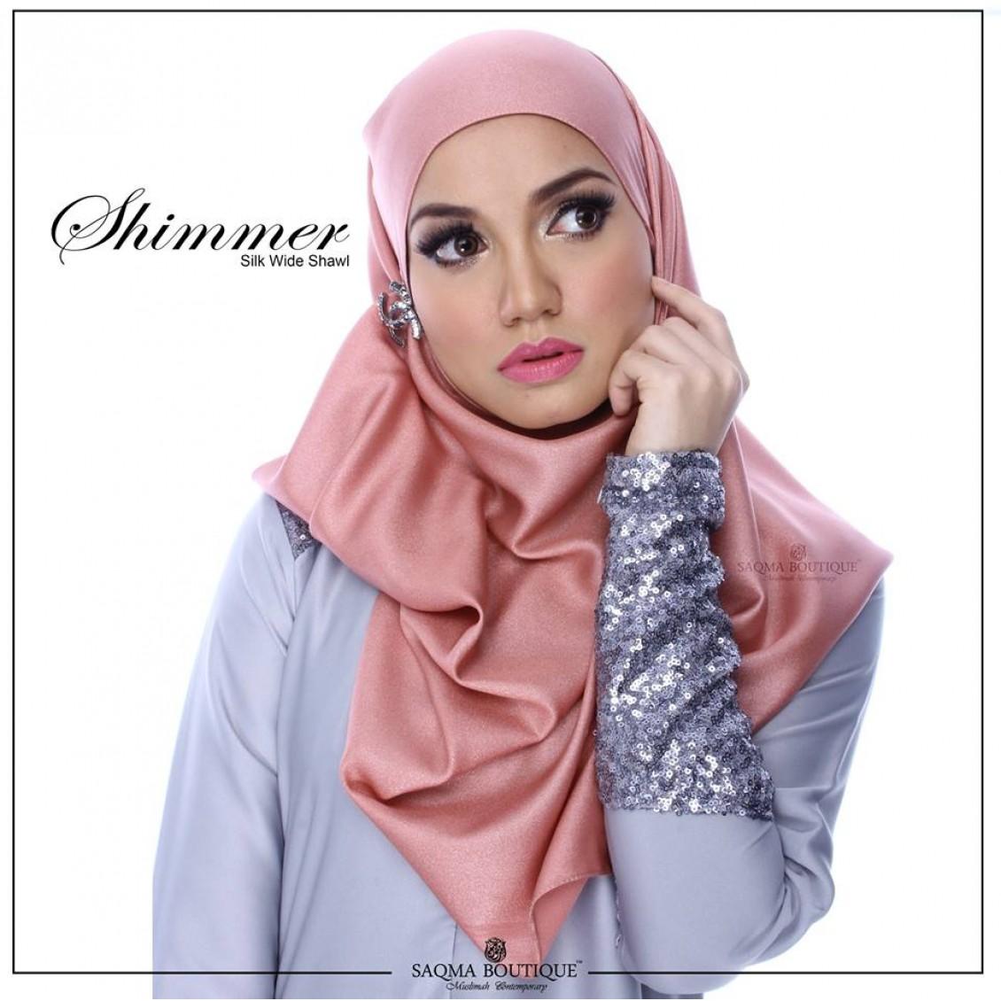 Shimmer Silk