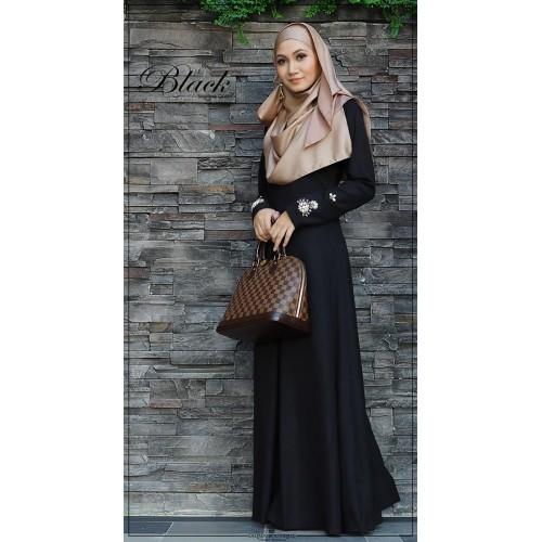 Sophea Dress (Black)