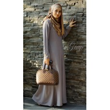 Sophea Dress (Grey)