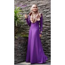Sophea Dress (Purple)