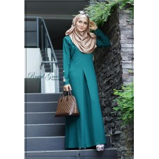 Sophea Dress (Royal Green)